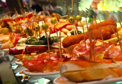 meaning of cuisine in tapas