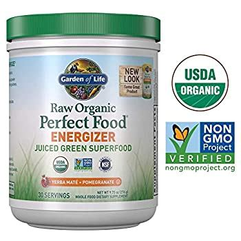 Amazon.com: Garden of Life Raw Organic Perfect Food