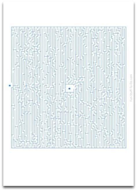 printable mazes fun stuff