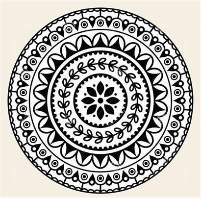 Mandala Patterns Pattern Circle Geometric Round Indian