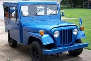 Amc Postal Mail Jeep Dj