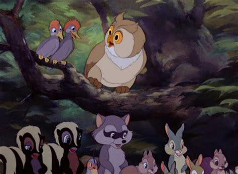 The Forest Animals (Bambi) Disney Versus Non Disney