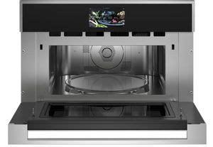 zsbnss monogram  minimalist collection built  oven  advantium speedcook technology