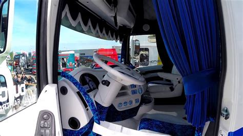 truck interieur styling showtruck interiors 5 daf xf 6 h evers evers