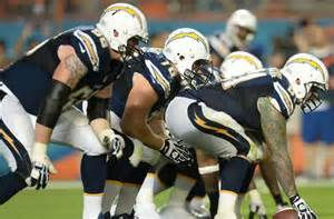 Offensive Line Ready To Impress