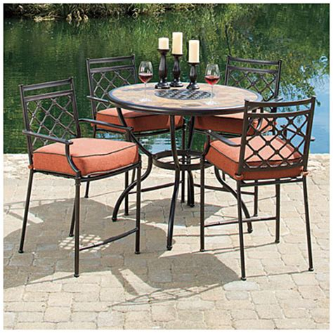 view wilson fisher 174 wingate 5 dining set deals at