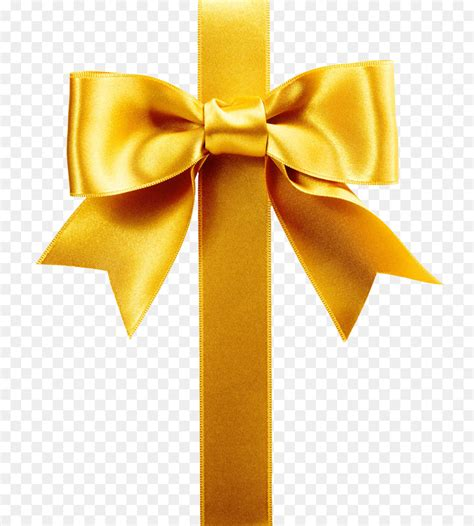 Ribbon Gift Wrapping Satin Stock Photography  Golden Gift
