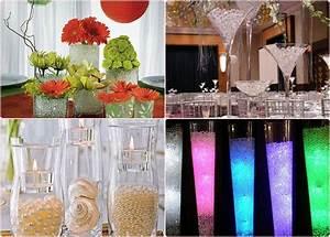 wedding centerpiece ideas water diy wedding With reasonable wedding budget