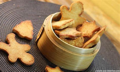biscuits sables de noel alleges en sucre  sans gluten