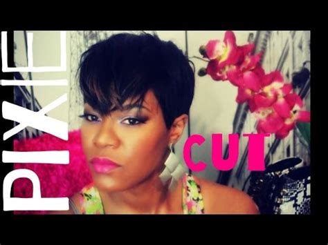 pixie cut youtube