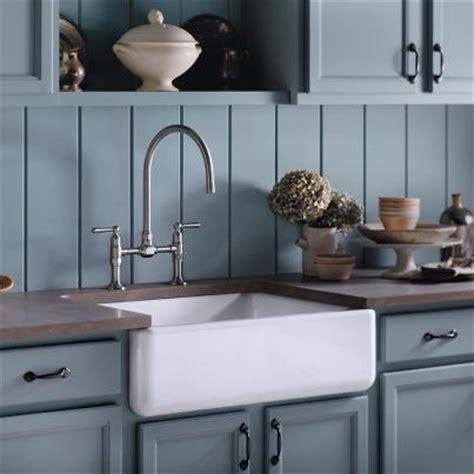 kitchen faucets for farmhouse sinks kohler farmhouse sink and faucet kitchen design