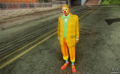 clown  gta   gta san andreas