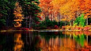 20 Fantastic Autumn Landscape Wallpapers
