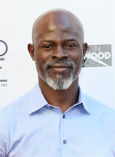 Djimon Hounsou Hot Celebrities With Gray Hair Popsugar Celebrity Photo