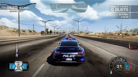 need for speed pursuit porsche 911 gameplay youtube