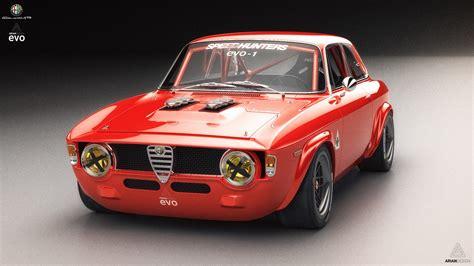 Classic Alfa Romeo by This Classic Alfa Romeo Giulia Gta Looks So We Wish
