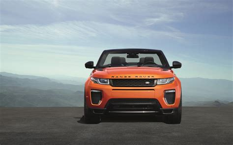 Land Rover Range Rover Evoque 4k Wallpapers by 2016 Land Rover Range Rover Evoque Convertible 3 Wallpaper