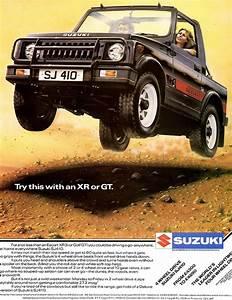 1984 Suzuki Sj410 4wd