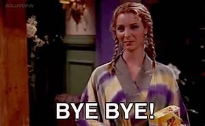 Lisa Kudrow Goodbye GIF - Find & Share on GIPHY