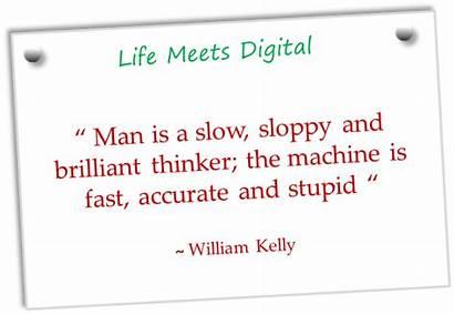 Computer Gadgets Electronics India Meets Digital Quote