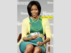 Oh No, Michelle Obama! It's Your First Wardrobe