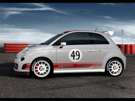 Fiat Abarth by Tuning Club Fiat 500 Abarth Assetto Corse