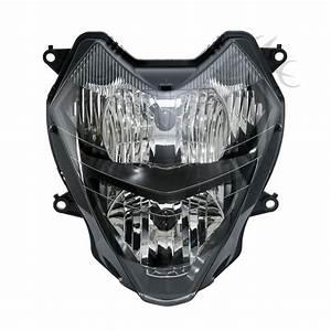 Headlight Headlamp Assembly For Honda Fjs400 Silverwing 06