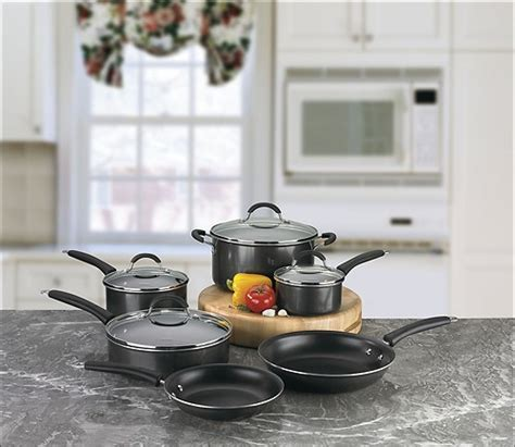 cuisinart kitchen pro cuisinart kitchen pro 10 nonstick cookware set 56