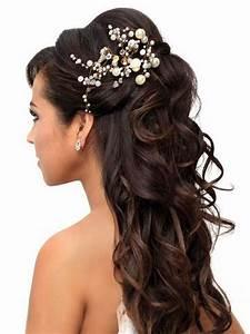 Coiffure Mariage Invitée : coiffure pour un mariage invit cheveux long ~ Melissatoandfro.com Idées de Décoration