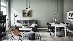 Salon Complet Ikea : am nager un salon salle manger astuces d co et conseils c t maison ~ Dallasstarsshop.com Idées de Décoration