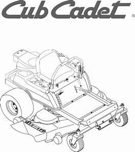 Cub Cadet Lawn Mower Rzt 50 User Guide
