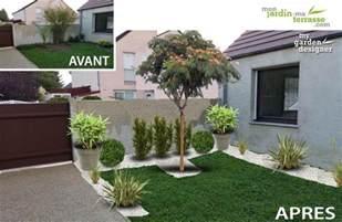 Amenager Petit Jardin Mediterraneen by Am 233 Nagement Paysager Monjardin Materrasse Com Page 2