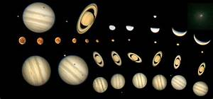 Temperature for All Planets Planets - Pics about space