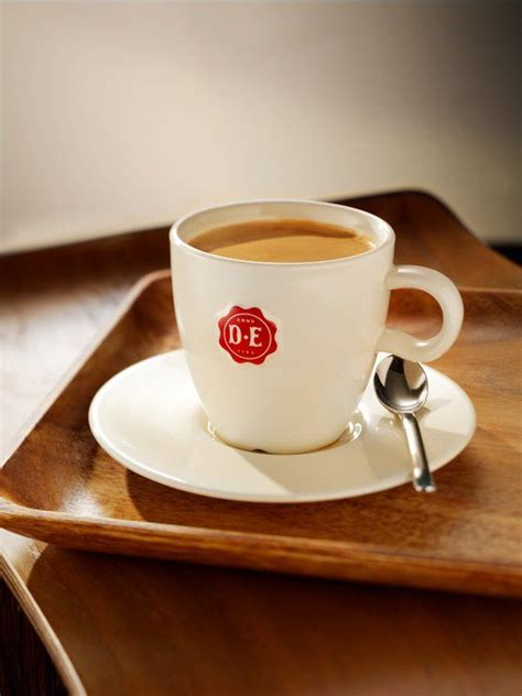 It was formed in 2015 following the merger of the coffee division of mondelez international with douwe egberts. Brought home two super-fine Douwe Egberts cups & saucers from Breda, NL. They make the beverage ...