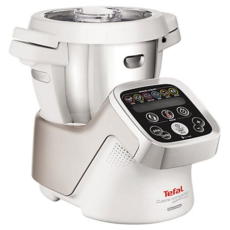 buy tefal cuisine companion cooking food processor white