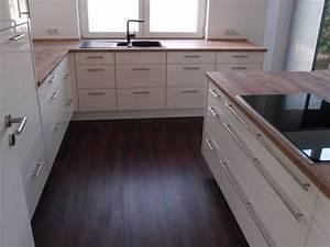Küchen In Holzoptik : die 25 besten ideen zu offene k chen auf pinterest ~ Markanthonyermac.com Haus und Dekorationen