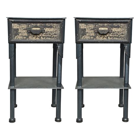 Quality new & used furniture from vintage to ikea, on kijiji, canada's #1 local classifieds. Side Tables with Apothecary Drawers at Provenance Architecturals in Philadelphia, PA, www ...