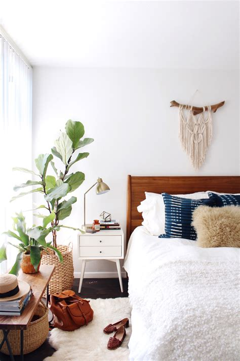 Bedroom Inspiration Plants by At Home With New Darlings In Arizona A