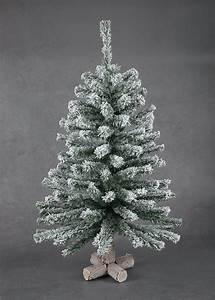 mini snowy tree 95cm x 40cm green matalan
