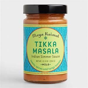 Maya Kaimal Tikka Masala Indian Simmer Sauce, Set of 6