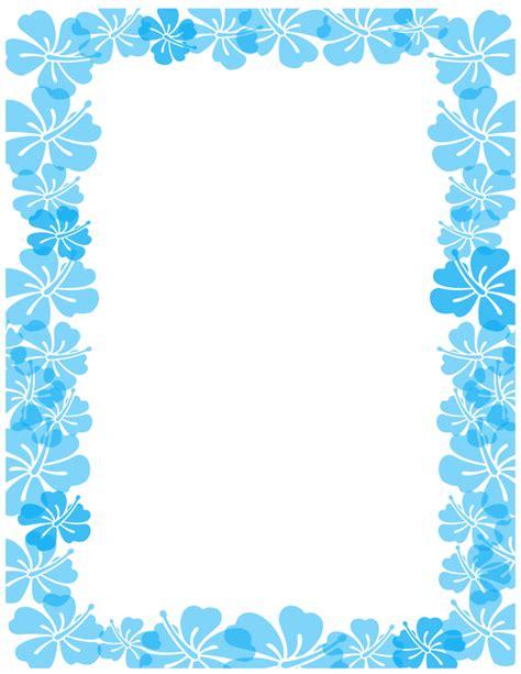 Best Summer Border Clip Art #8068 Clipartioncom
