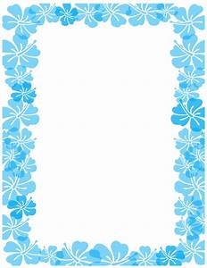 Summer Border Clipart | Clipart Panda - Free Clipart Images