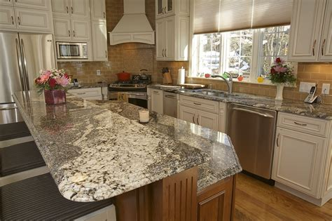 granite counters kitchen inspiring home design
