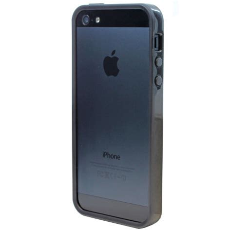 iphone 5 rubber cases gear4 g4ic506g iphone 5s 5 rubber bumper black