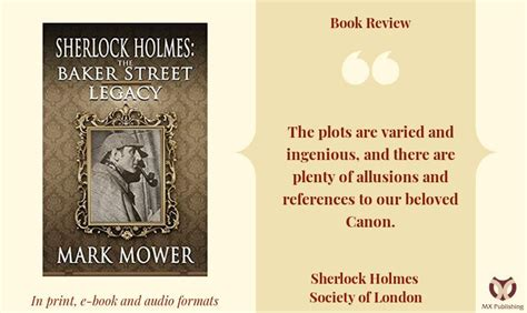 sherlock books plenty allusions varied ingenious plots there canon street holmes