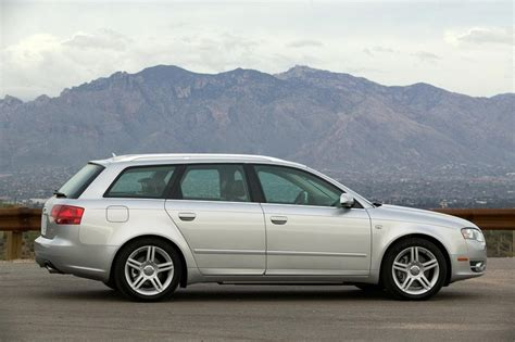Audi A4 Picture by 2006 Audi A4 Wagon Picture 45156 Car Review Top Speed