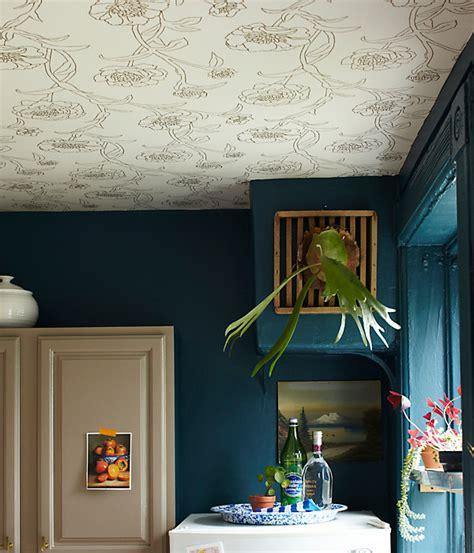 design trend wallpaper featured   ceiling