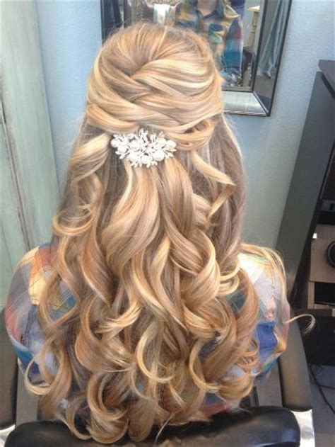 fotos de peinados de boda pelo largo  corto recogidos