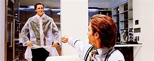 gif jared leto American Psycho Christian Bale Mary Harron ...