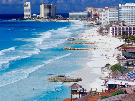 cancun mexico tourist destinations